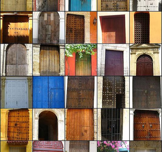 A Million, Million Doors